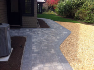Foreground Landscaping and Masonry - Landscaping